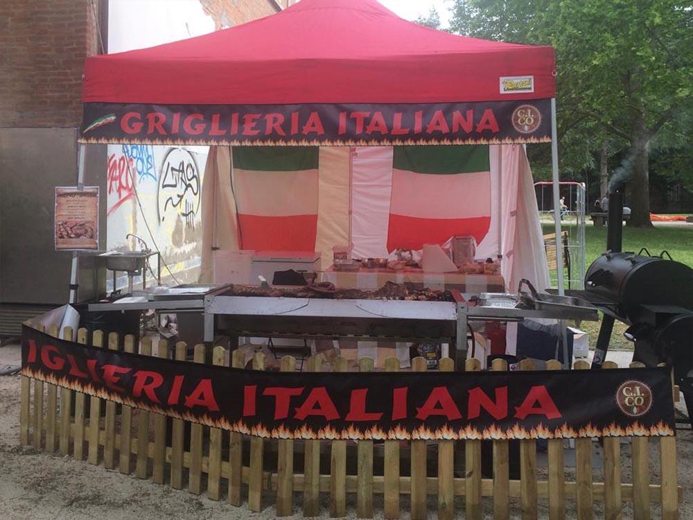 griglieria italiana C.I.CO